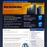 Web Hosting Skin
